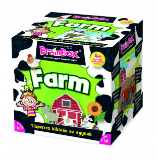 Brainbox - Farm AJÁNDÉKTÁRGY