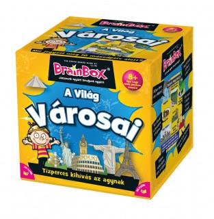 Brainbox - A világ városai AJÁNDÉKTÁRGY