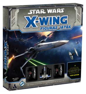 Star Wars X-Wing: Az Ébredõ Erõ figurás játék AJÁNDÉKTÁRGY