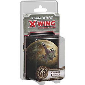 Star Wars X-Wing: Kihraxz fighter expansion pack Ajándéktárgyak