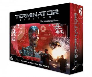 Terminator: Genisys The Miniatures Game - The War Against The Machine Ajándéktárgyak