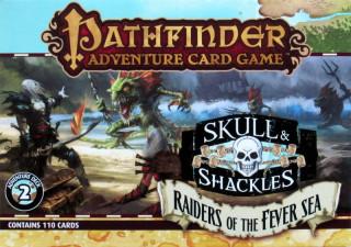 Pathfinder Adventure Card Game: Skull and Shackles 2 - Raiders of the Fever Sea Adventure Deck Ajándéktárgyak