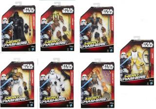 Star Wars Hero Mashers figura - többféle Ajándéktárgyak