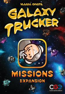 Galaxy Trucker: Missions kiegészítő Ajándéktárgyak