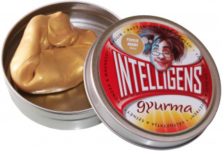 Intelligens Gyurma - fénylõ arany Ajándéktárgyak