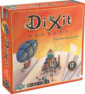 Dixit Odyssey Ajándéktárgyak