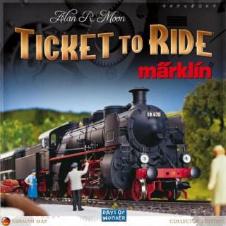 Ticket to Ride - Marklin Edition Ajándéktárgyak