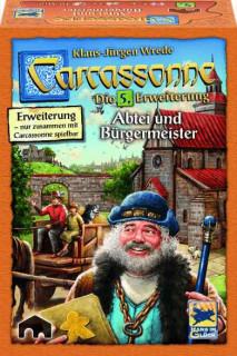 Carcassonne 5.kiegészítõ-Apátság és polgármester Ajándéktárgyak