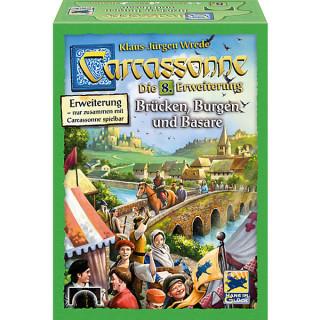Carcassonne 8. kiegészítõ - Brücken, Burgen und Basare Ajándéktárgyak