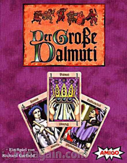 The Great Dalmuti (Der grosse Dalmuti) Ajándéktárgyak