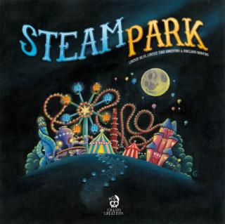 Steam Park Ajándéktárgyak