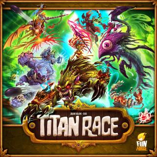 Titan Race Ajándéktárgyak