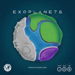 Exoplanets Ajándéktárgyak