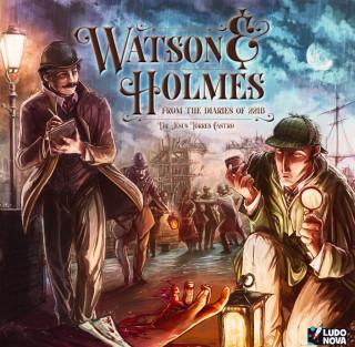 Watson & Holmes Ajándéktárgyak