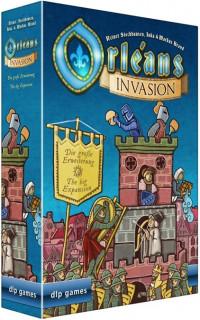 Orleans: Invasion kiegészítő Ajándéktárgyak