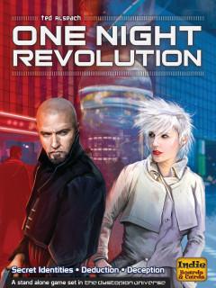 One Night Revolution Ajándéktárgyak