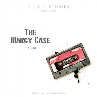 T.I.M.E. Stories (Time Stories) - The Marcy Case kiegészítő Ajándéktárgyak