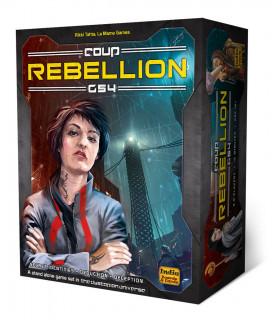 Coup: Rebellion G54 Ajándéktárgyak