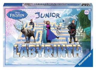 Ravensburger Jégvarázs junior labirintus Ajándéktárgyak