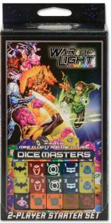 DC Comics Dice Masters: War of Light Starter Set Ajándéktárgyak