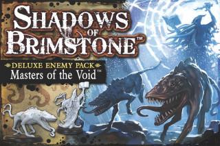 Shadows of Brimstone: Masters of Void kiegészítõ Ajándéktárgyak