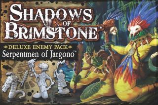 Shadows of Brimstone: Serpentmen of Jargono kiegészítő Ajándéktárgyak