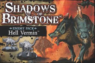 Shadows of Brimstone: Hell Vermin kiegészítõ Ajándéktárgyak