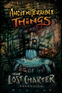 Ancient Terrible Things: Lost Charter kiegészítõ Ajándéktárgyak