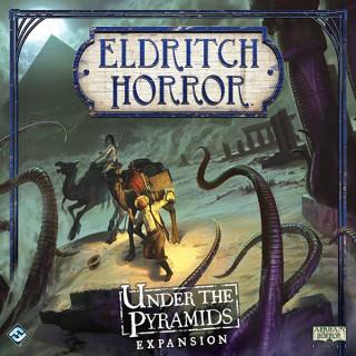 Eldritch Horror: Under the Pyramids kiegészítõ Ajándéktárgyak