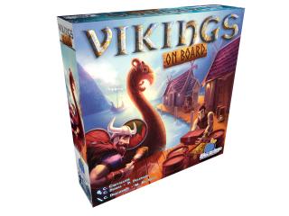 Vikings on board Ajándéktárgyak