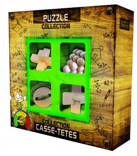 Puzzles collection JUNIOR Wooden Ajándéktárgyak