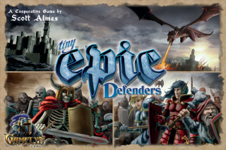 Tiny Epic Defenders Ajándéktárgyak