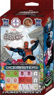 Marvel Dice Masters: The Amazing Spider-Man Starter Set Ajándéktárgyak