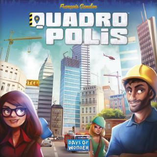 Quadropolis (angol nyelvû) Ajándéktárgyak