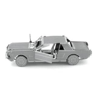 Metal Earth - 1965 Ford Mustang Coupe - 3D fémépítõ Ajándéktárgyak