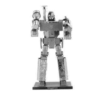 Metal Earth - Transformers Megatron - 3D fémépítõ Ajándéktárgyak