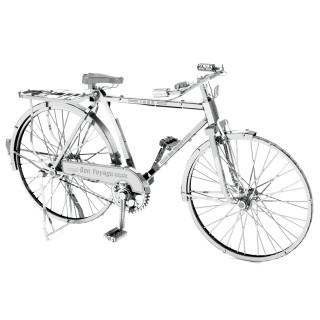 Metal Earth - Iconx - Classic Bicycle- 3D fémépítő Ajándéktárgyak