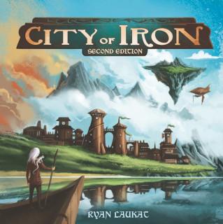 City of Iron 2nd Edition Ajándéktárgyak