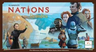 Nations: Dynasties kiegészítő Ajándéktárgyak