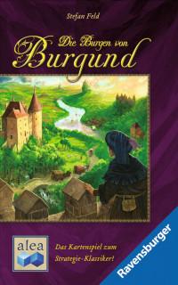 Die Burgen von Burgund - A kártyajáték Ajándéktárgyak