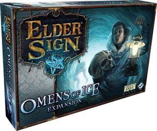 Elder Sign: Omens of Ice kiegészítõ Ajándéktárgyak