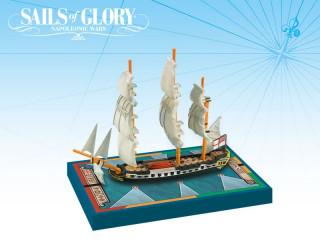 Sails of Glory: HMS Sybille 1794 Ajándéktárgyak