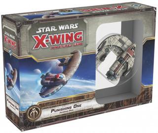 Star Wars X-Wing: Punishing One expansion pack Ajándéktárgyak