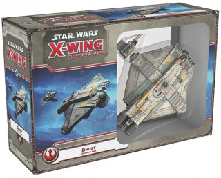 Star Wars X-Wing: Ghost expansion pack Ajándéktárgyak