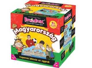 Brainbox - Magyarország AJÁNDÉKTÁRGY
