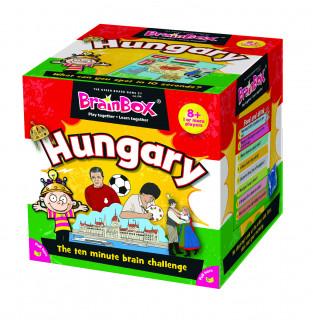 Brainbox - Hungary (angol nyelvű) Ajándéktárgyak