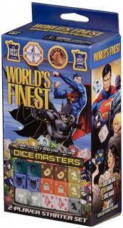 DC Comics Dice Masters: World's Finest Starter Set Ajándéktárgyak