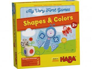 My Very First Games - Shapes & Colors - Legelső játékom - Formák és Színek Ajándéktárgyak