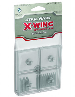 Star Wars X-Wing: Clear Bases and Pegs Ajándéktárgyak