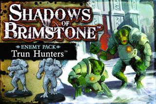 Shadows of Brimstone: Trun Hunters kiegészítõ Ajándéktárgyak